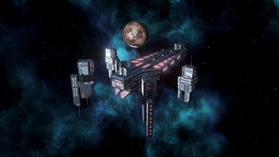 Megaestructuras Stellaris - una guía rápida